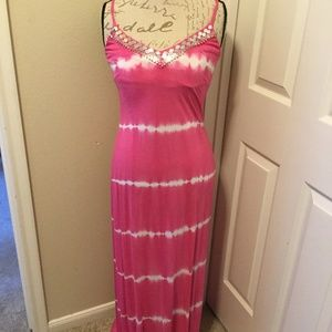 Women's Beautiful Casual INC Maxi Dress Size M